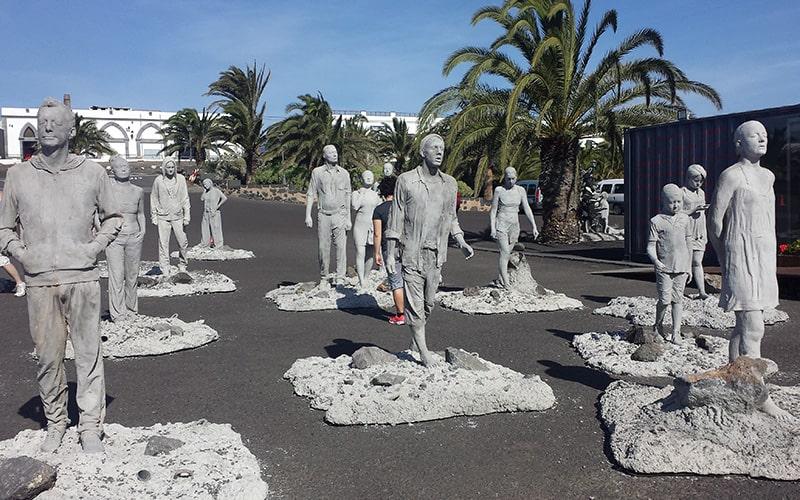 Lanzarote museo di arte contemporanea