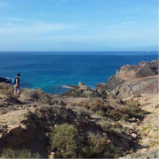 Lanzarote oceano