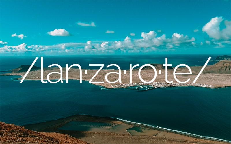 Ci sono ben più di 5 buoni motivi per visitare Lanzarote, ma incominciamo con questi!
