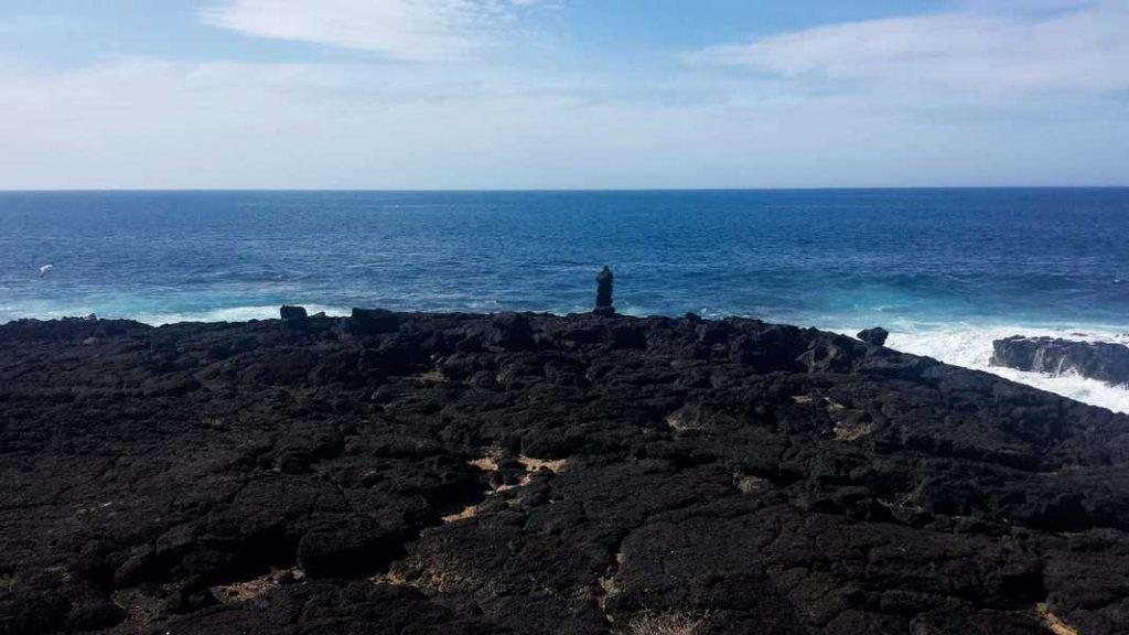 Ruta del Litoral a Lanzarote, El Golfo