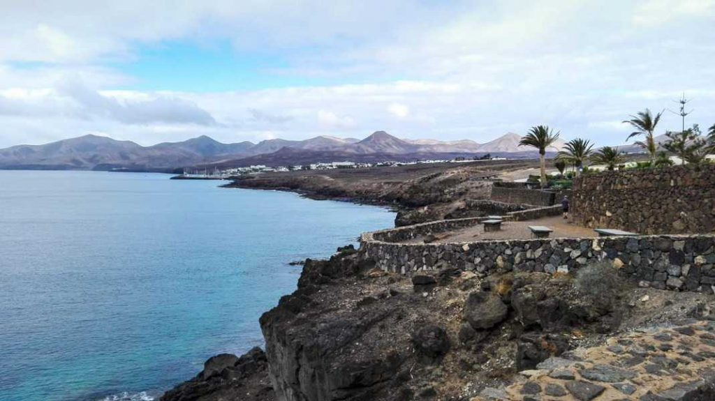 Lanzarote, trekking da Puerto del Carmen a Puerto Calero