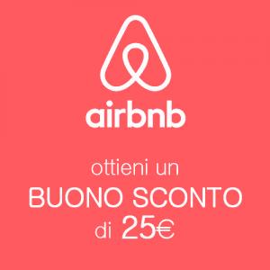 buono sconto airbnb