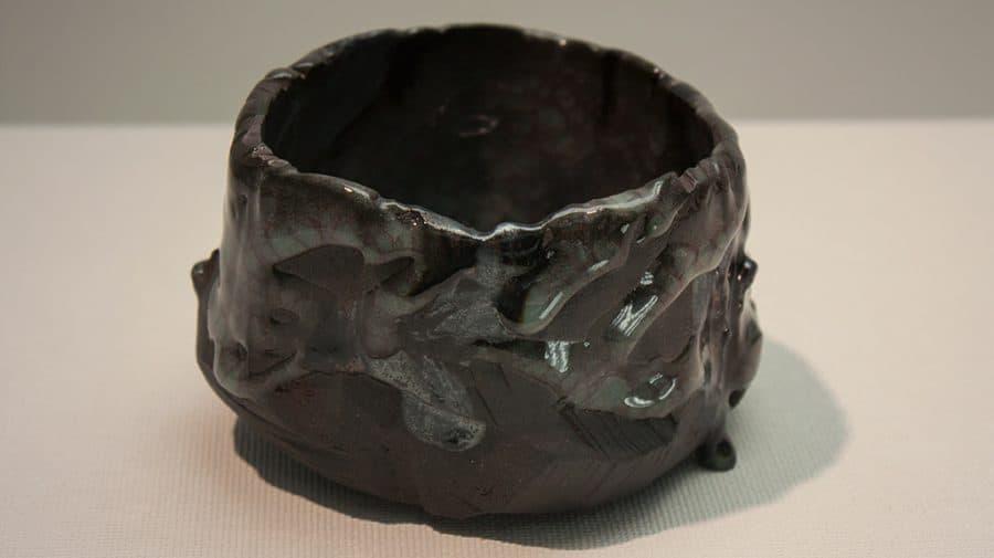 esposizione di Uraguchi Masayuki al Museo della Ceramica di Mashiko