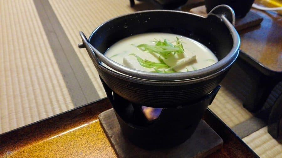 Shōjin ryōrī al Koyasan, la cucina buddista vegetariana