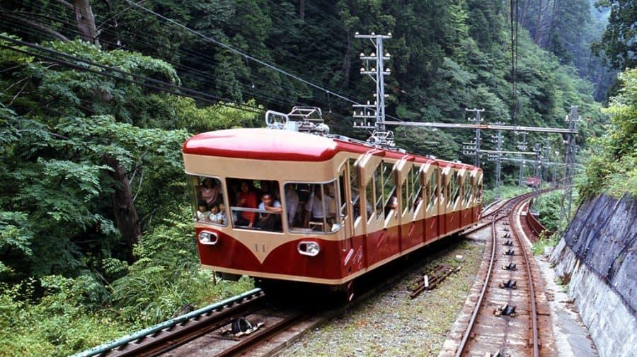 Come arrivare al Koyasan con il Japan Rail Pass