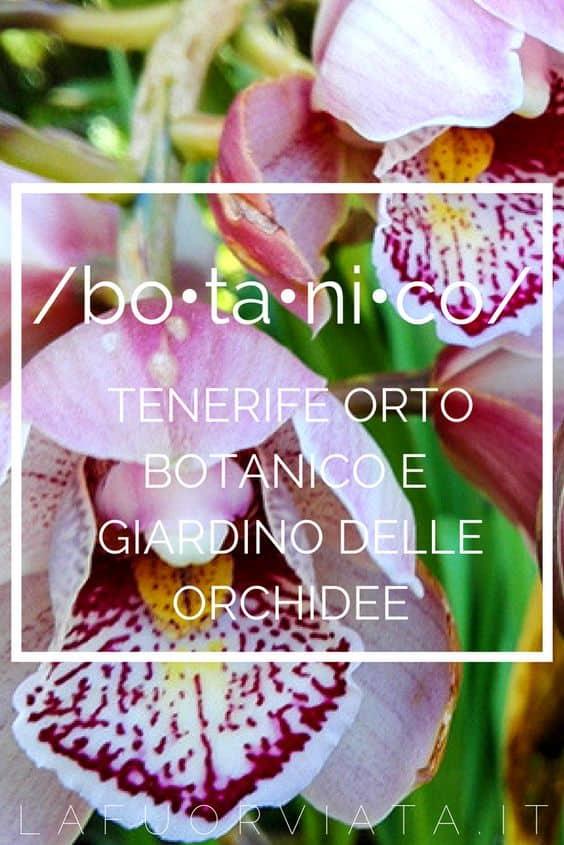 Tenerife Giardino Botanico