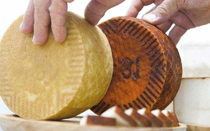Il tipico formaggio di capra di Lanzarote