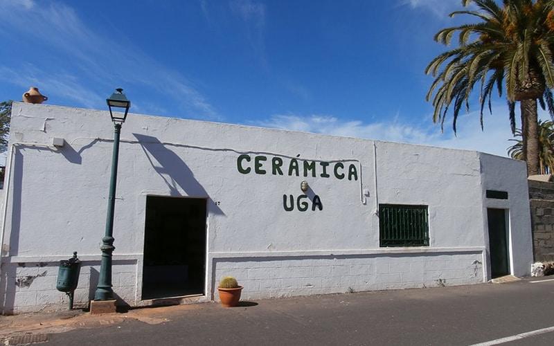Ceramica Uga Lanzarote