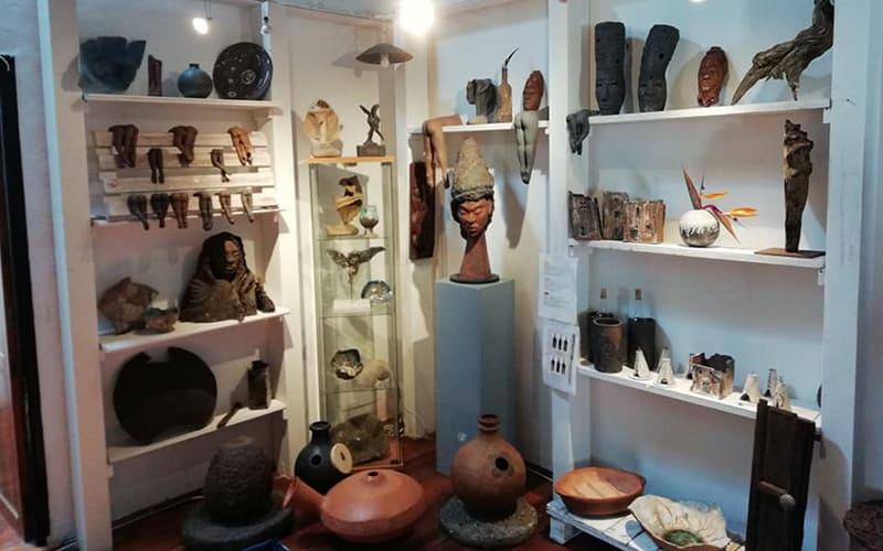 Lanzarote Ceramica di José Aradas