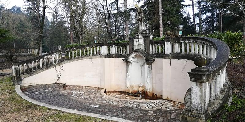 parco di Fratta Terme
