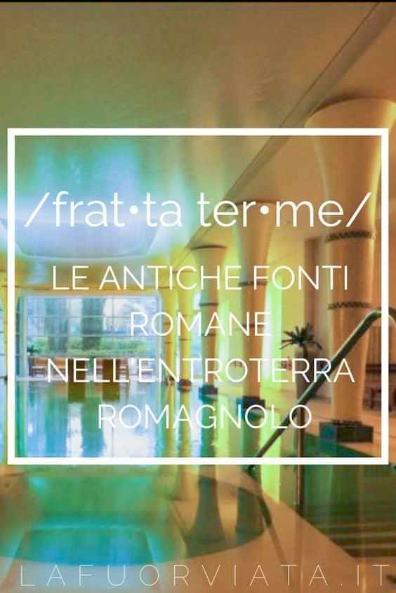 Fratta Terme centro benessere