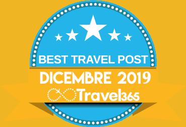 miglior blog di viaggio dicembre 2019